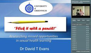 Doctoral presentation